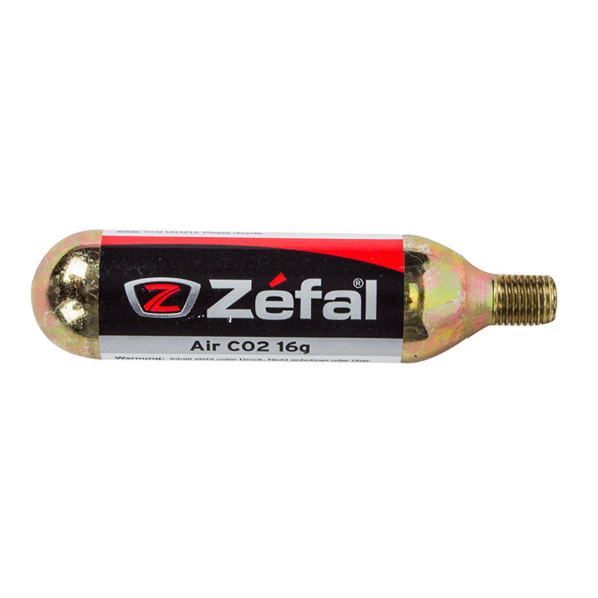 Zefal c02 cartridge 16g (set of 2)