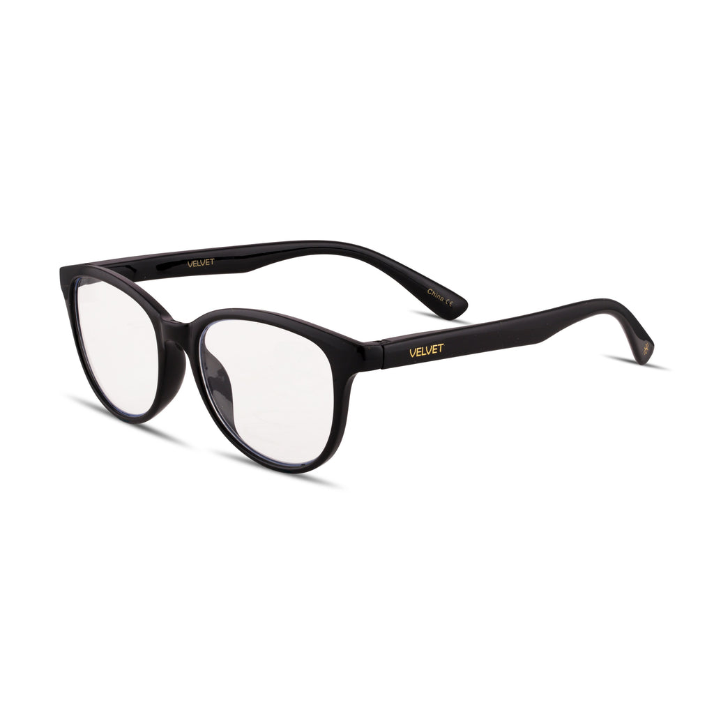 BAILEY - Black - Velvet Eyewear