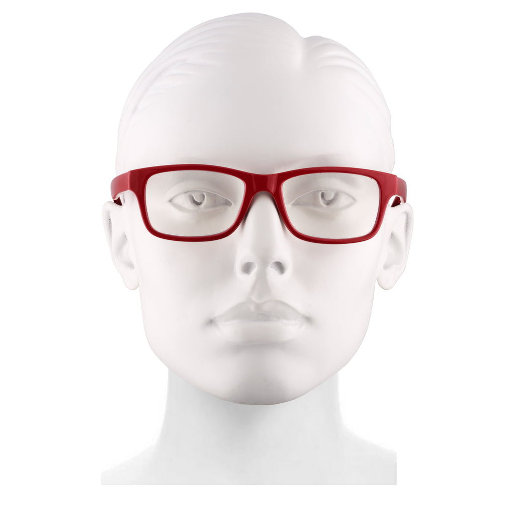 JADE - Red - Velvet Eyewear