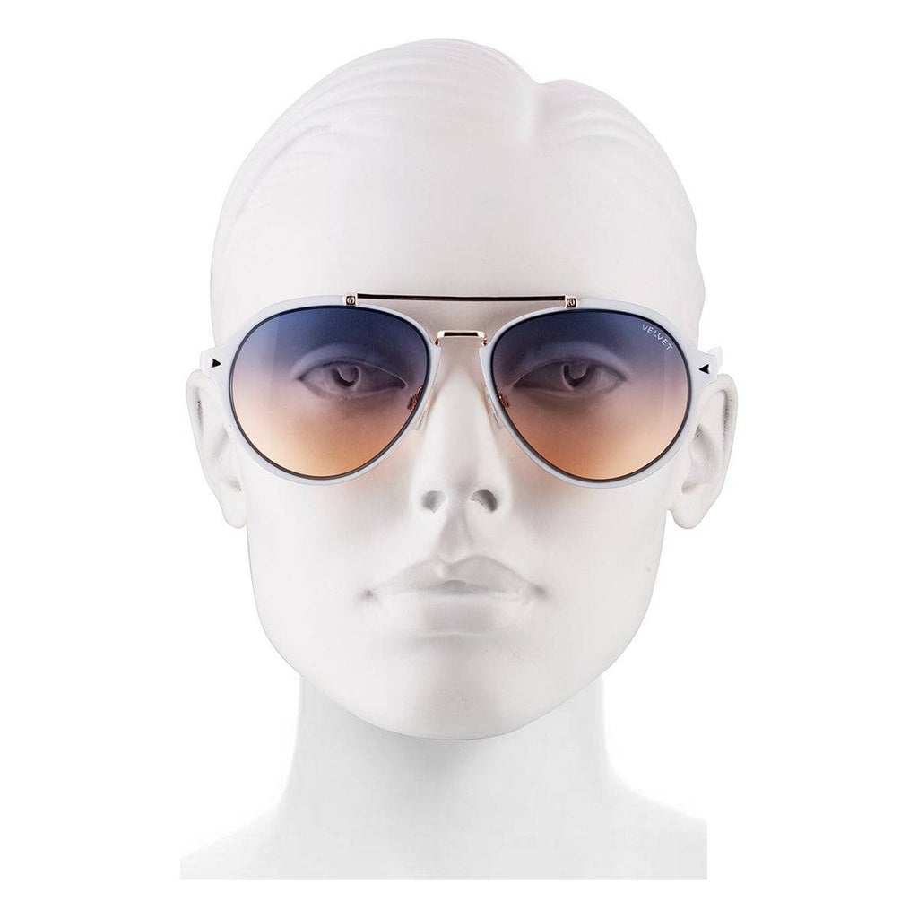 Medium Aviator Sunglass Style Box by Velvet Eyewear