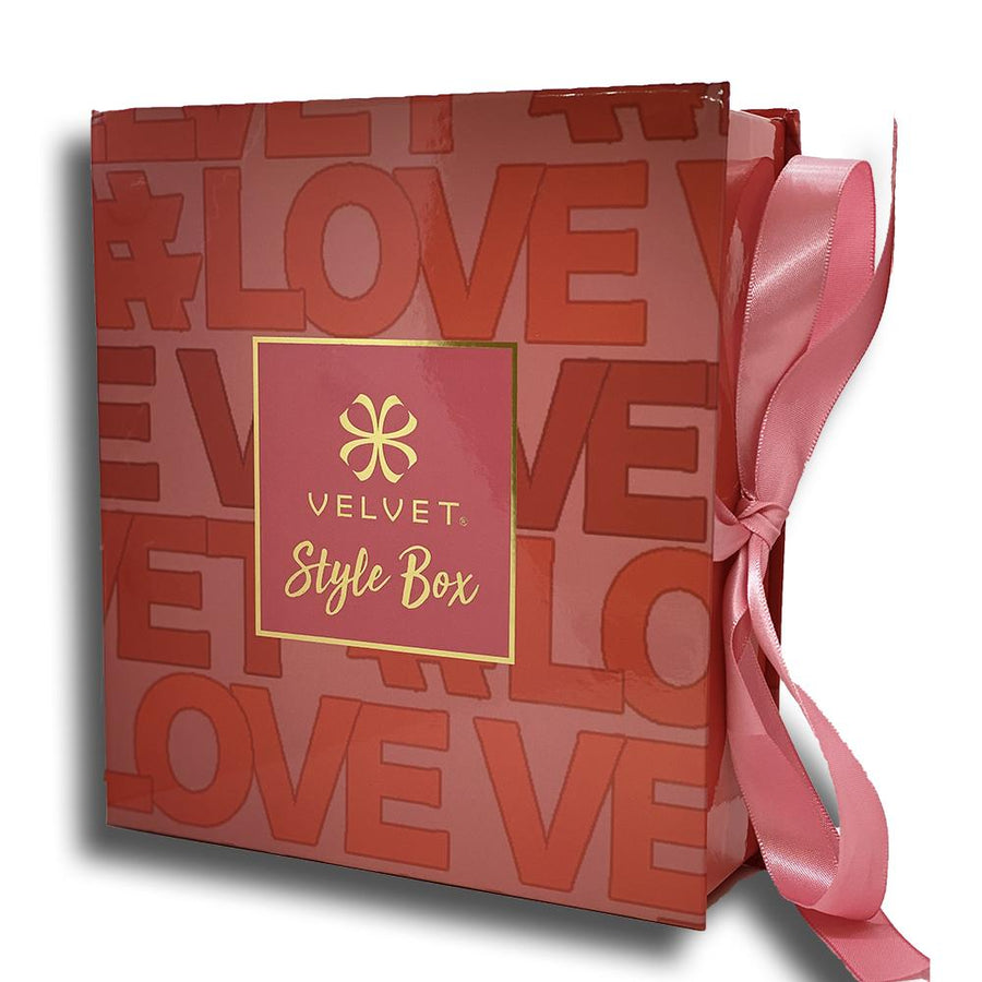 "Cateye ""LOVE"" Style Box - Velvet Eyewear"