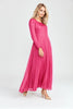 Fuschia Noor Evening Gown