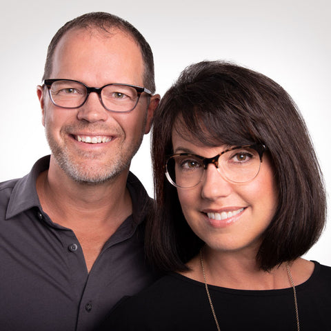 Co-Founders Jim and Amy Schneider