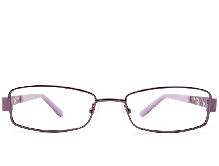 Eyes of Faith Ophthalmic Frame 1004 Purple