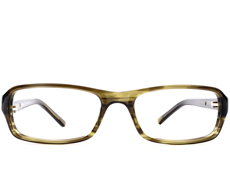 Eyes of Faith Ophthalmic Frame 1008 Olive
