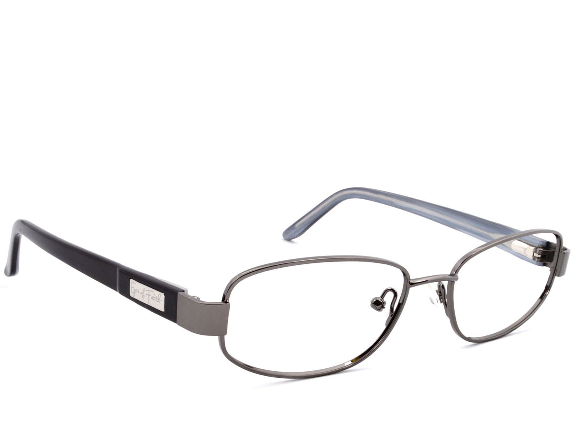 Eyes of Faith Ophthalmic Frame 1011 Shiny Gunmetal