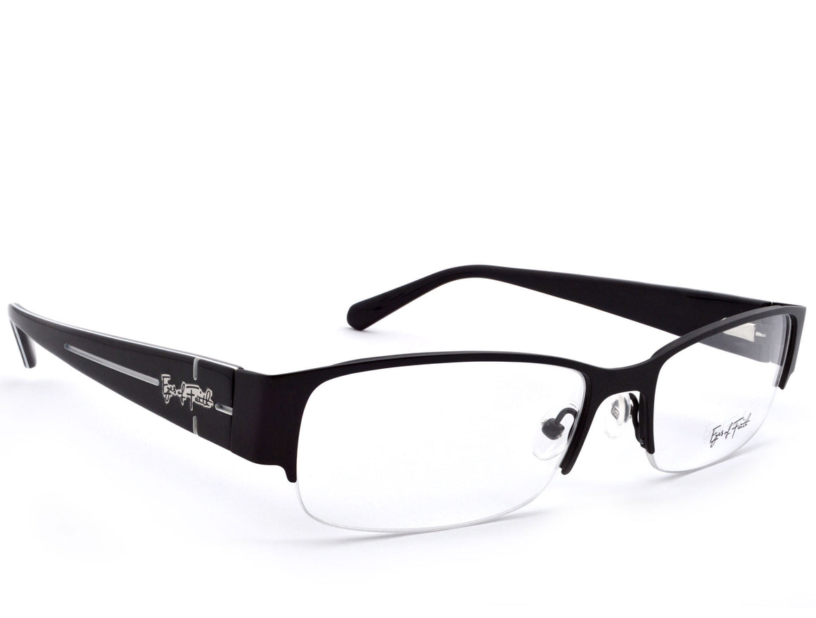 Eyes of Faith Ophthalmic Frame 1015 Black