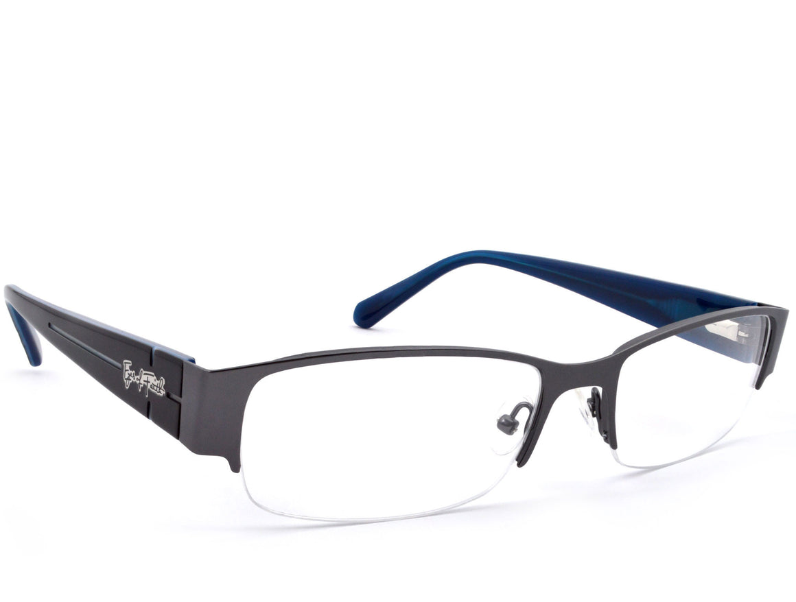 Eyes of Faith Ophthalmic Frame 1015 Charcoal