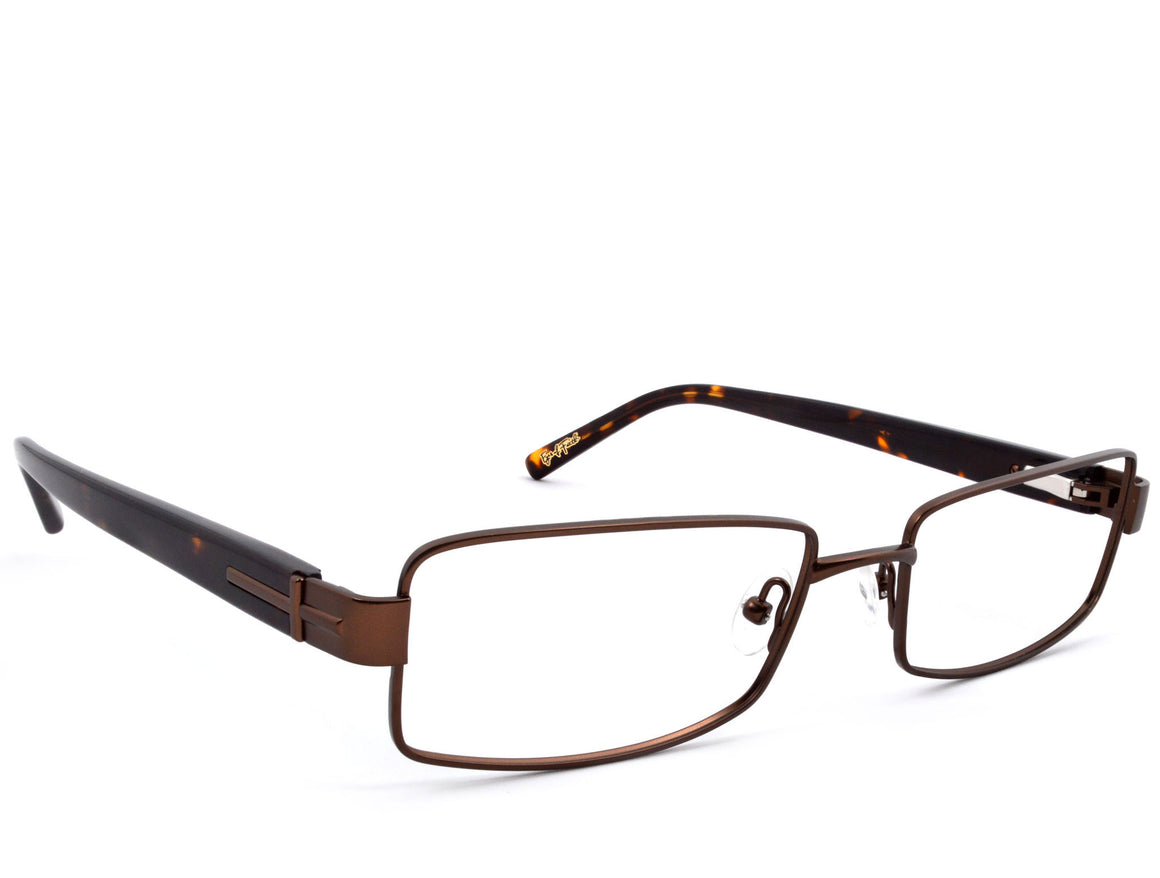Eyes of Faith Ophthalmic Frame 1018 Brown