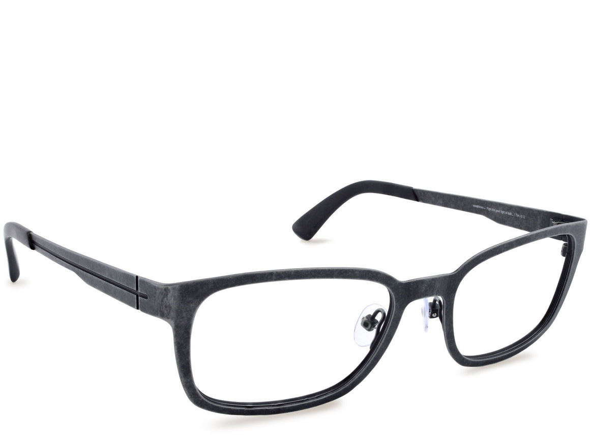 Eyes of Faith Ophthalmic Frame 1024 Charcoal Wash