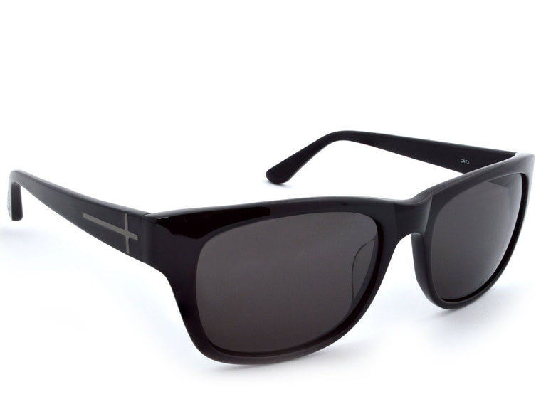 Eyes of Faith Ophthalmic Sunglass 2002 Black