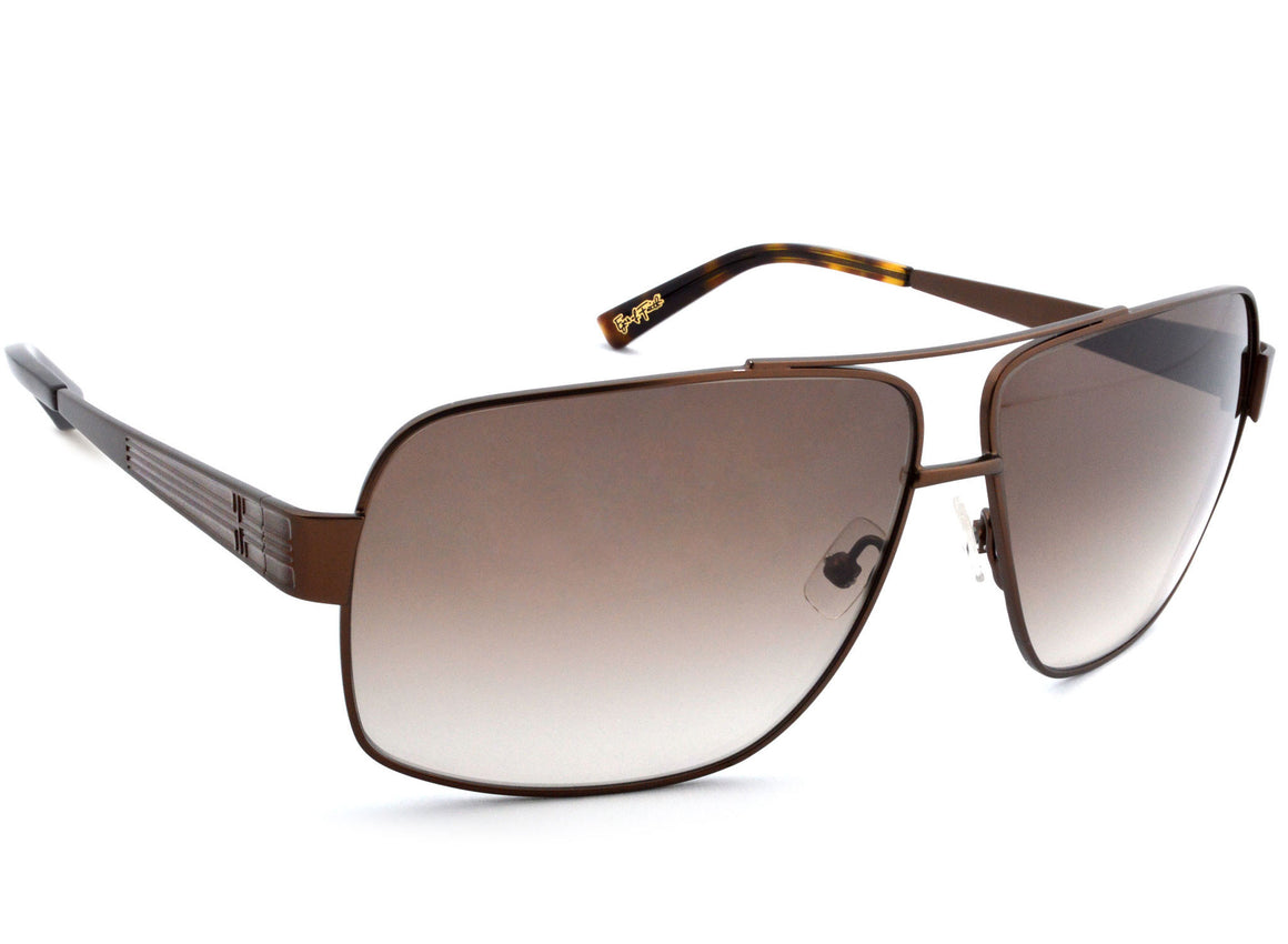 Eyes of Faith Ophthalmic Sunglass 2010 Matte Brown