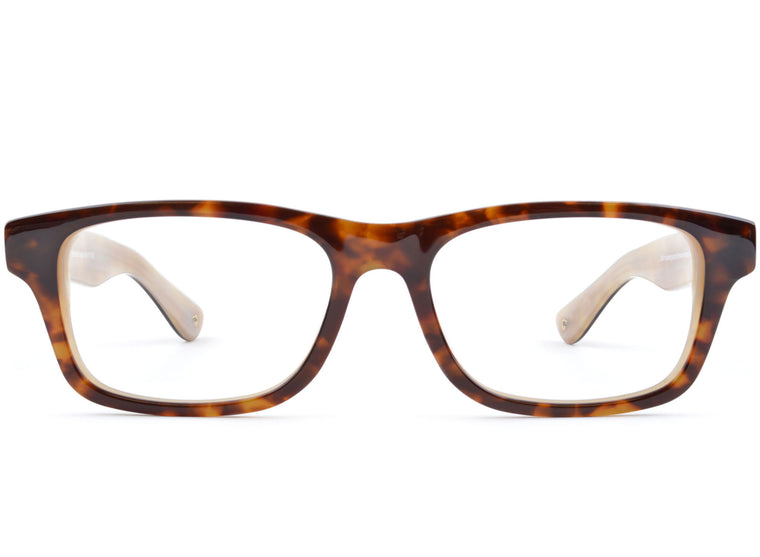 Eyes of Faith for NOTW Ophthalmic Frame Faith Tortoise Fusion