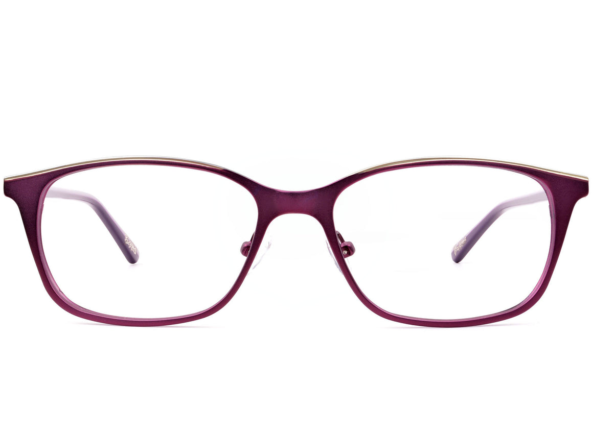 Eyes of Faith Ophthalmic Frame Redeemed Magenta Ray