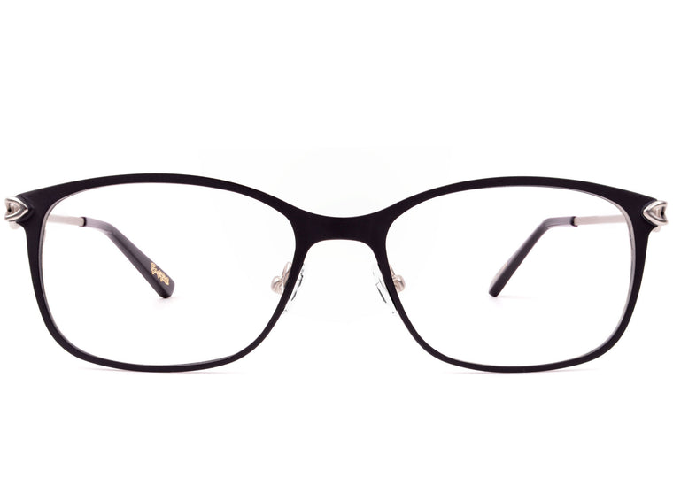 Eyes of Faith Ophthalmic Frame Shine Black Glimmer