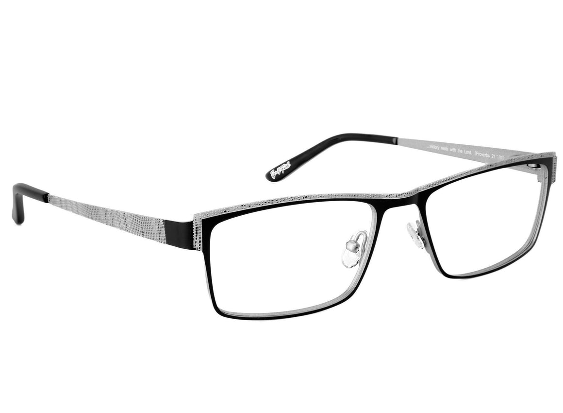 Eyes of Faith Ophthalmic Frame Victory Black
