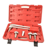 "IWISS® F1960 PEX Pipe Expansion Manual Tool Kit with 1/2"",3/4"",1"" Expansion Heads for Propex Expansion suit Propex Wirsbo Uponor - pextools.com - 1"