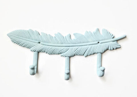 Feather Coat Rack