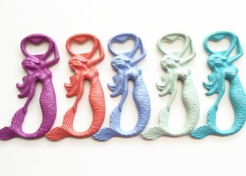 Mermaid Bottle Opener