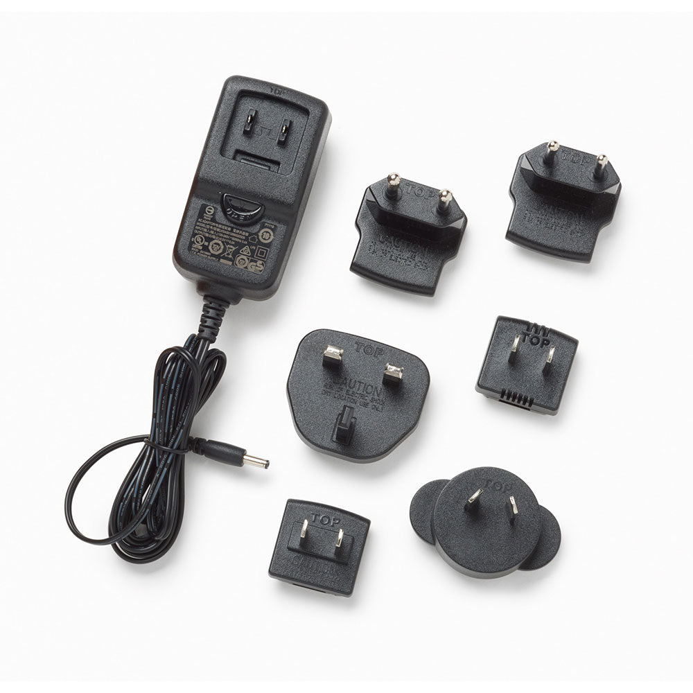 Pacific Laser Systems 5031965 PLS RBC5 Charging cord with adapters for RBP5 Li-ion battery
