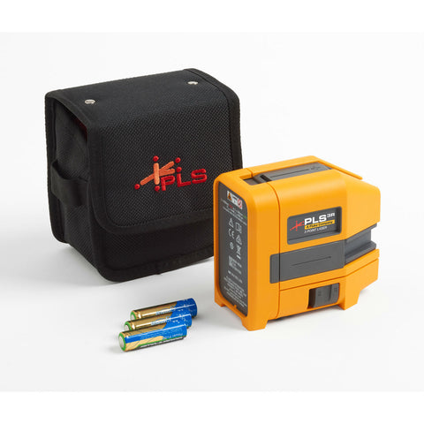 Pacific Laser PLS 3R Z, 3-Point Red Laser Bare Tool