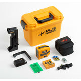 Pacific Laser 5009492 PLS 6G SYS/RBP5 5023322, Cross Line and Point Green Laser System w/Lithium Ion Battery and Charger