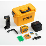 Pacific Laser 5019437 PLS 180G SYS/RBP5 5023322, Cross Line Green Laser System w/ Lithium ion Battery and Charger