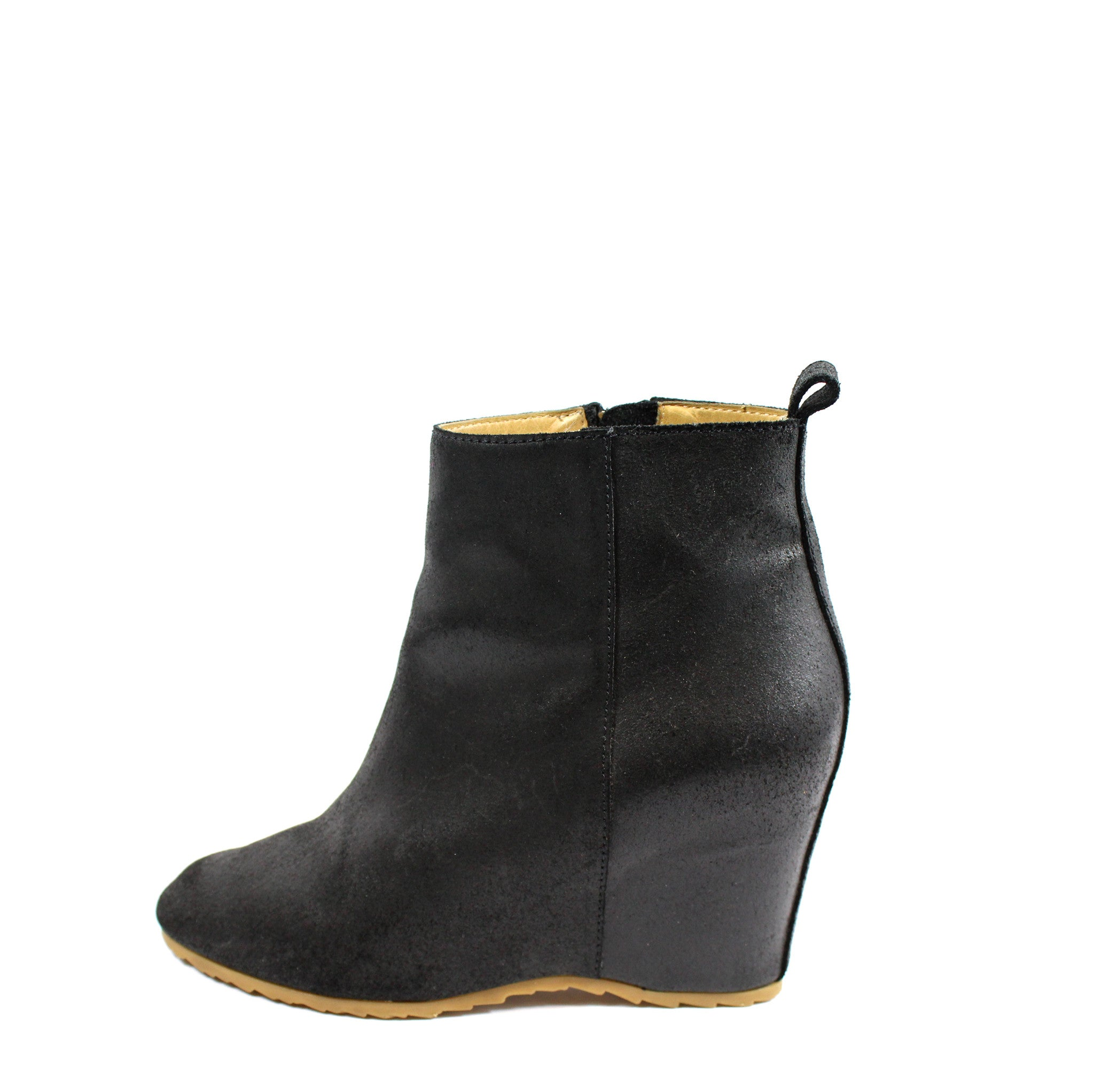 MM6 Maison Margiela Wedge Booties - Encore Consignment - 1