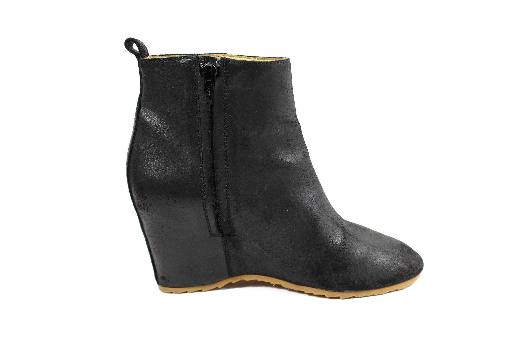 MM6 Maison Margiela Wedge Booties - Encore Consignment - 6