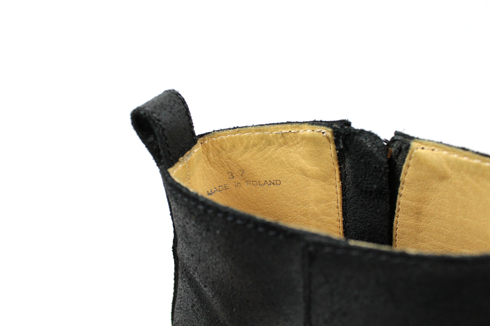 MM6 Maison Margiela Wedge Booties - Encore Consignment - 9
