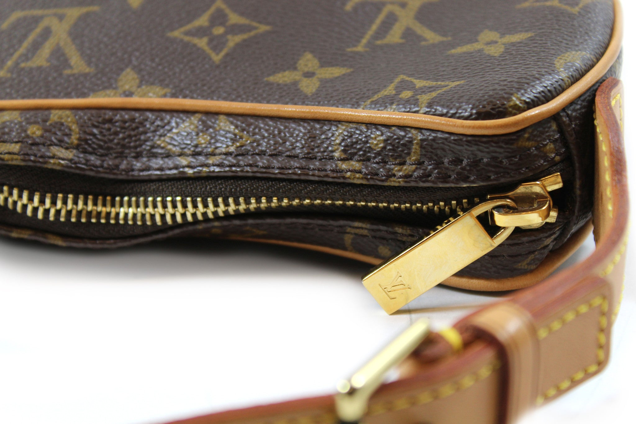 'SOLD' Louis Vuitton Monogram 'Croissant'  PM Handbag