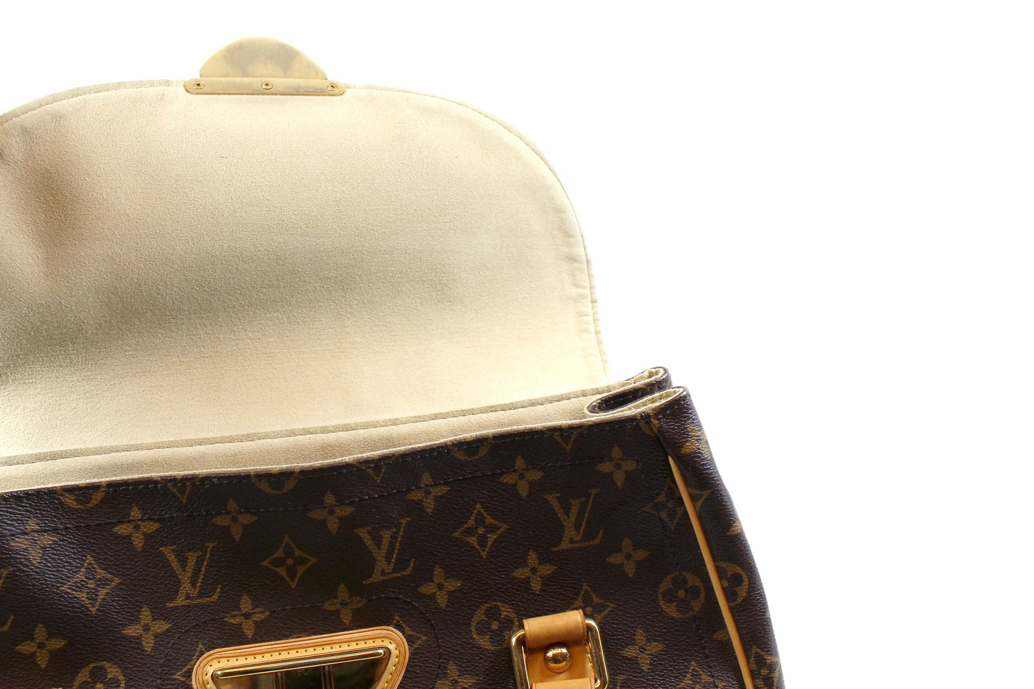 Louis Vuitton Monogram Canvas 'Beverly' GM Shoulder Bag