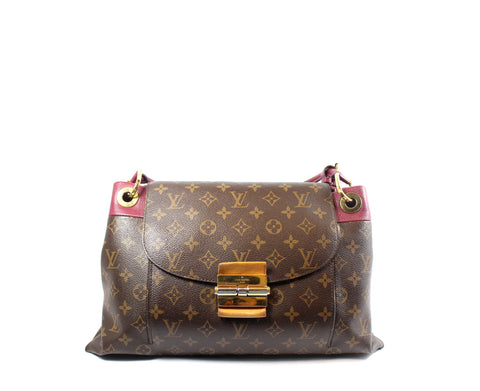 Louis Vuitton Monogram Raspberry