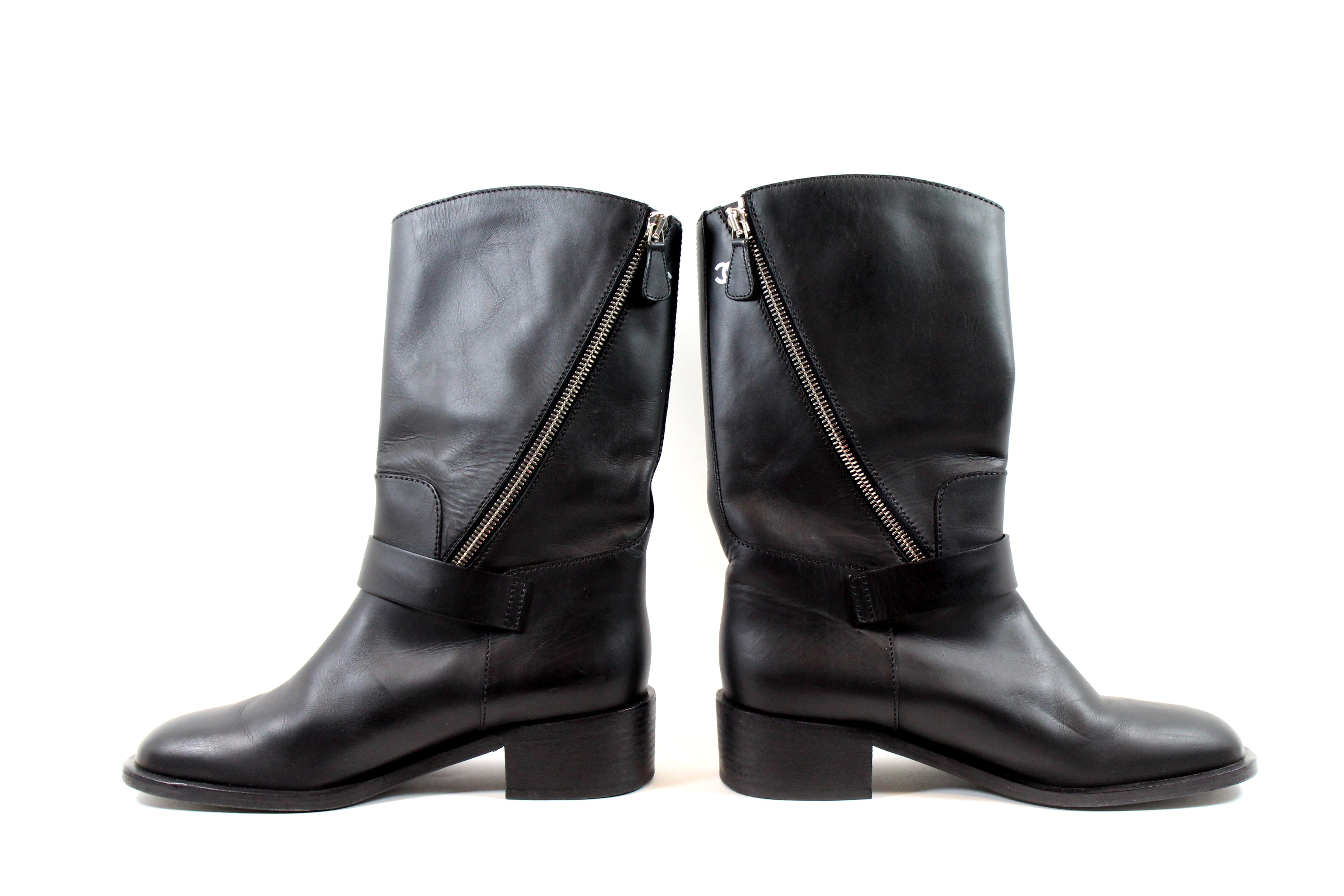 W9Tdk6nUhC Patent Leather Buckled Boots dhGDjwUs