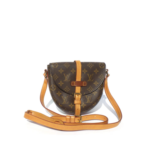 'Sold' GUCCI Monogram GG Canvas Web Gold Horsebit Chain Mini Shoulder Bag Tom Ford Era
