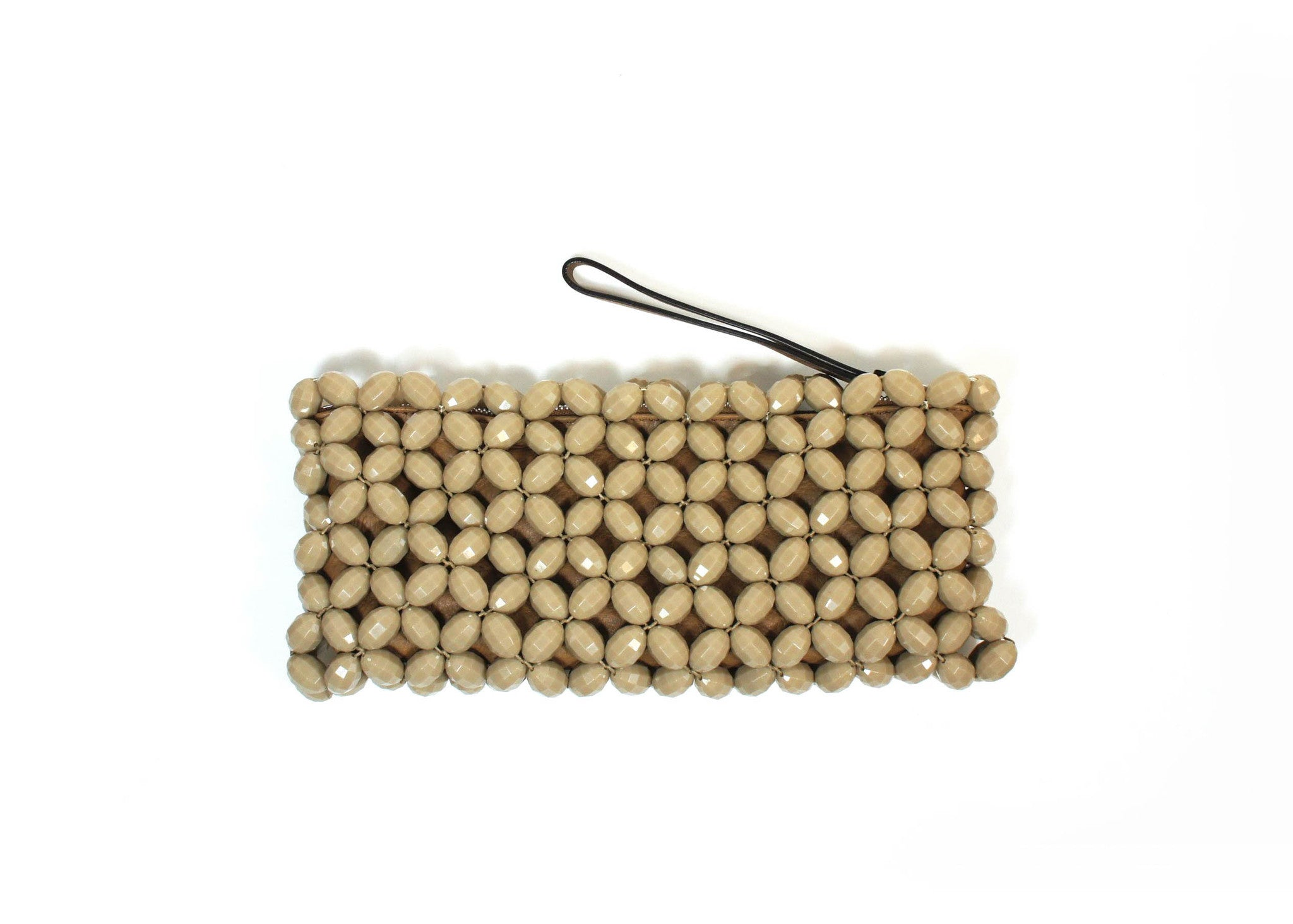 Marni Beaded Clutch - Encore Consignment - 2