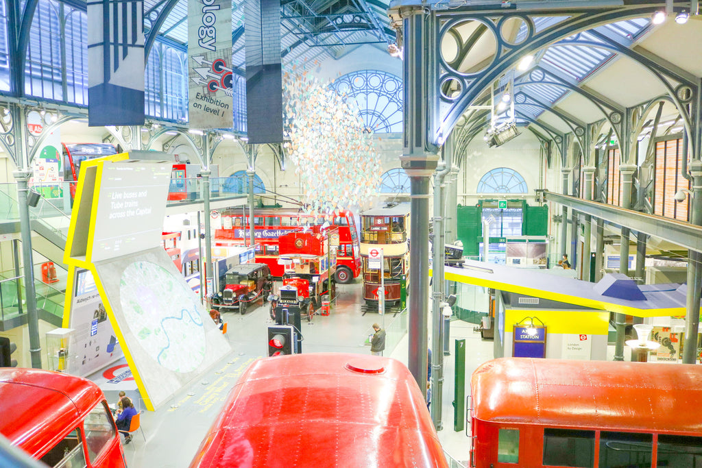 Is the London Transport Museum worth paying for when so many are free?