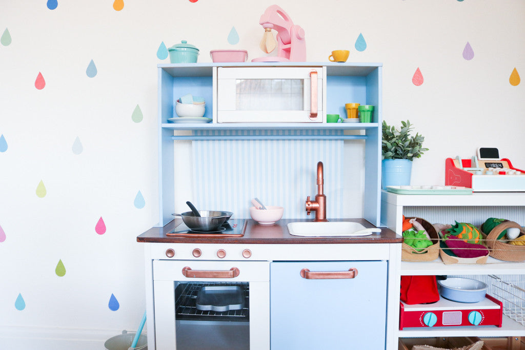 Complete An Ikea Play Kitchen Hack Without Losing Your Cool