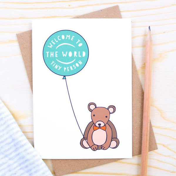 Card - New Baby Card