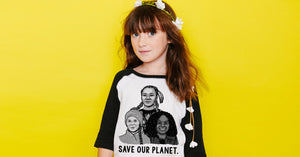 Greta Thunberg isn't the only young activist fighting for the planet.