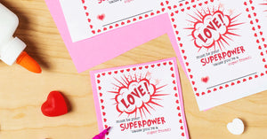 *FREE* Printable Valentines and Bag Toppers