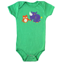 Vinny & Violet Onesie by Jessy & Jack at Free To Be Kids