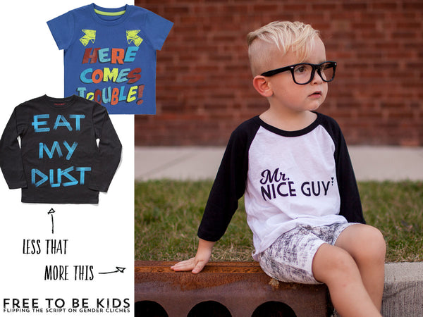 Free To Be Kids - Clothes For Awesome Boys