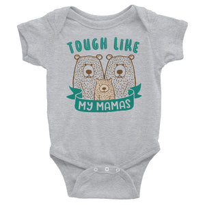 Tough Like My Mamas Baby Onesie