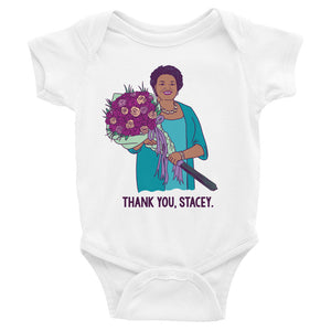 Thank You, Stacey Baby Onesie