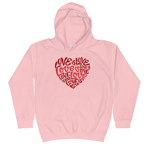 Love Is Love Kids Hoodie