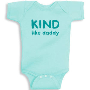 Kind Like Daddy Baby Onesie