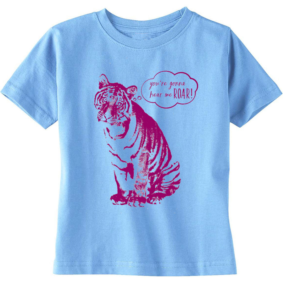 Sample Sale: Hear Me Roar Tiger Kids T-Shirt