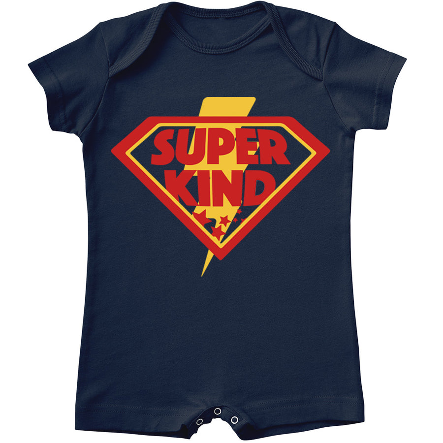Super Kind Baby Shorty Romper