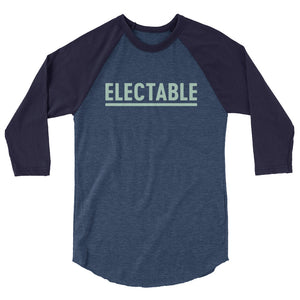 Electable Teen/Grownup Baseball Tee
